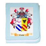 Canto baby blanket