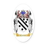 Cantler Oval Car Magnet