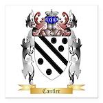 Cantler Square Car Magnet 3