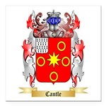 Cantle Square Car Magnet 3