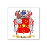 Cantle Square Sticker 3