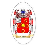 Cantle Sticker (Oval 10 pk)