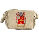 Cantle Messenger Bag
