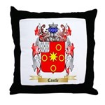 Cantle Throw Pillow