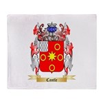 Cantle Throw Blanket
