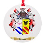 Cantero Round Ornament