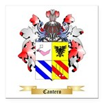 Cantero Square Car Magnet 3
