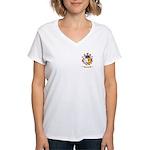 Cantera Women's V-Neck T-Shirt