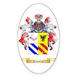 Cantera Sticker (Oval 50 pk)