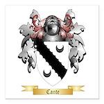Cante Square Car Magnet 3