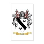 Cante 20x12 Wall Decal