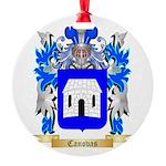 Canovas Round Ornament