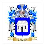 Canovas Square Car Magnet 3