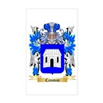 Canovas Sticker (Rectangle)