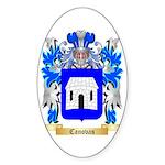 Canovas Sticker (Oval)