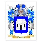 Canovas Small Poster