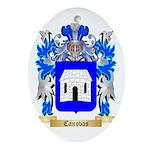 Canovas Ornament (Oval)