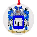 Canova Round Ornament