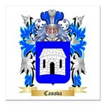 Canova Square Car Magnet 3