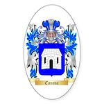 Canova Sticker (Oval 10 pk)