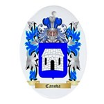 Canova Ornament (Oval)