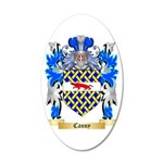 Canny 35x21 Oval Wall Decal