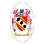 Cannon Sticker (Oval)