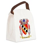 Cannon Canvas Lunch Bag