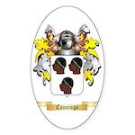 Cannings Sticker (Oval 10 pk)