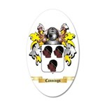 Cannings 20x12 Oval Wall Decal
