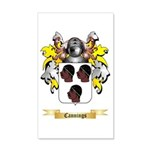 Cannings 20x12 Wall Decal