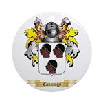 Cannings Ornament (Round)