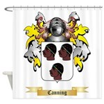 Canning Shower Curtain