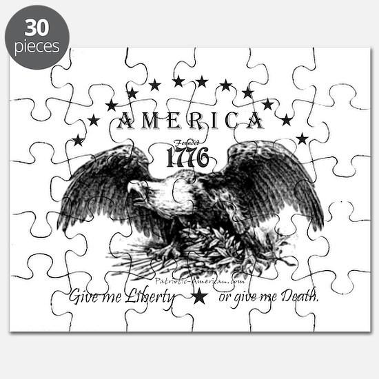 American Eagles Puzzle