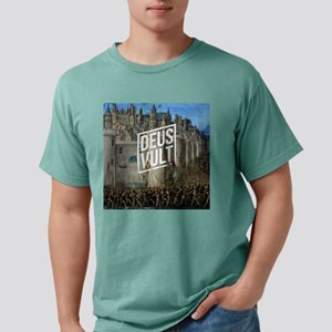 DEUS VULT - ANTCH Mens Comfort Colors Shirt