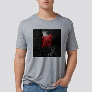 ANTCH - BOEMUND - DEUS VULT Mens Tri-blend T-Shirt