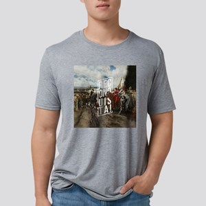 RECONQUISTA! Mens Tri-blend T-Shirt