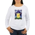 Celtic Doorway Women's Long Sleeve T-Shirt