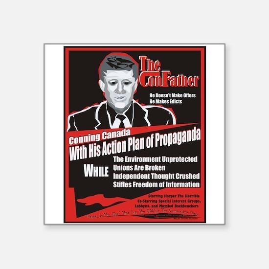 Harper The ConFather Sticker