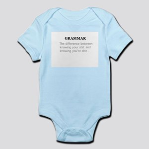 grammer Body Suit