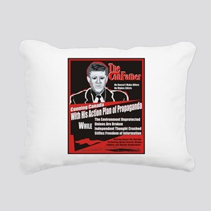 Harper The ConFather Rectangular Canvas Pillow