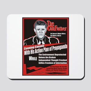 Harper The ConFather Mousepad