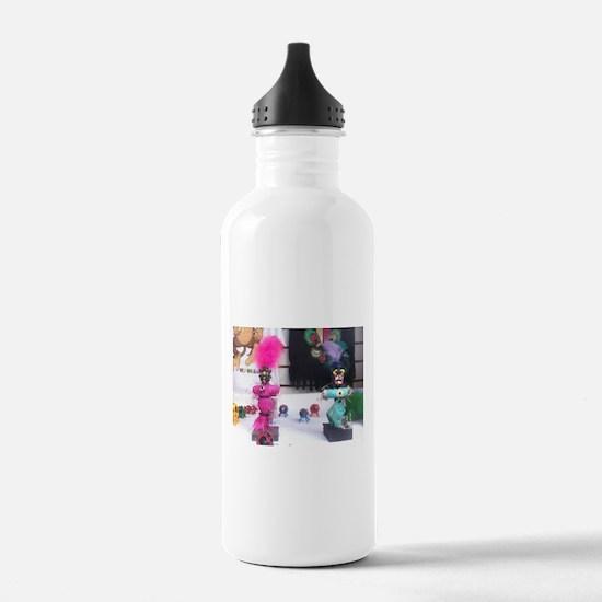 Voodoo Dolls Water Bottle