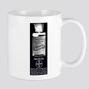 Heroin Bottle Mug