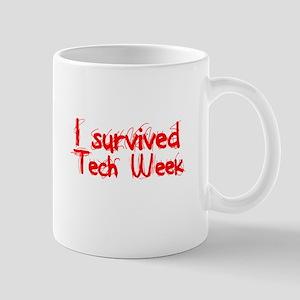 I survived Tech Week! Mug