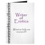 Writer of Erotica Journal