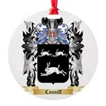 Canniff Round Ornament