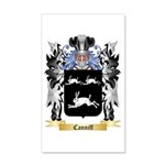Canniff 20x12 Wall Decal