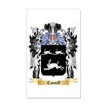 Canniff 35x21 Wall Decal