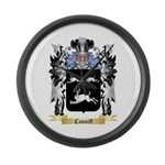 Canniff Large Wall Clock